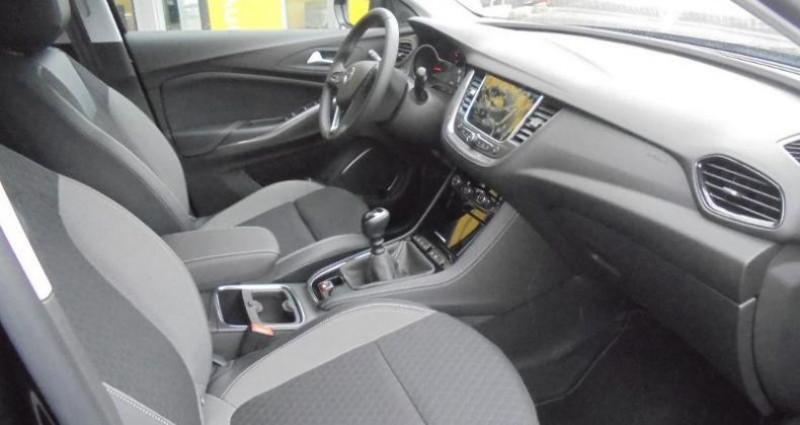 Opel Grandland X 1.5 D 130ch Elite Noir occasion à vert-saint-denis - photo n°7