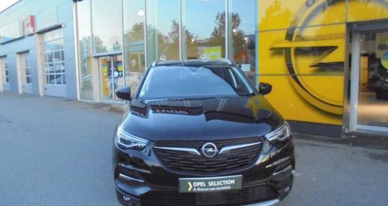 Opel Grandland X 1.5 D 130ch Elite Noir occasion à vert-saint-denis - photo n°3