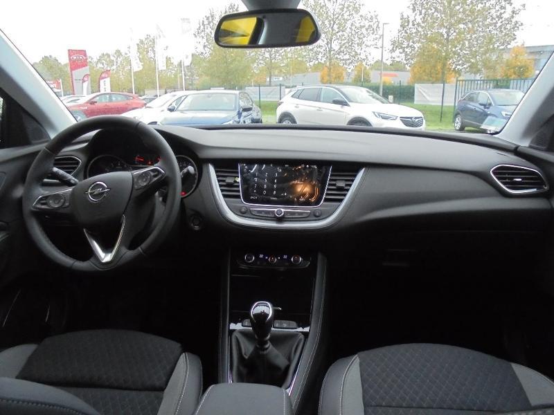 Opel Grandland X 1.5 D 130ch Elite Noir occasion à Vert-Saint-Denis - photo n°9