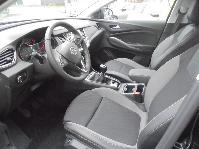 Opel Grandland X 1.5 D 130ch Elite Noir occasion à Vert-Saint-Denis - photo n°10