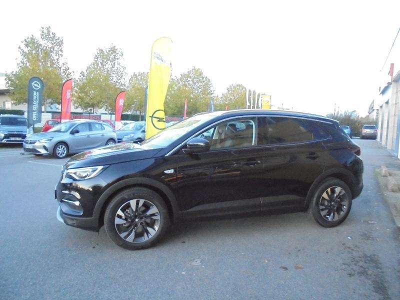 Opel Grandland X 1.5 D 130ch Elite Noir occasion à Vert-Saint-Denis - photo n°5