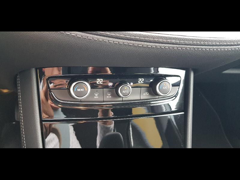 Opel Grandland X 1.5 D 130ch Elite Gris occasion à Barberey-Saint-Sulpice - photo n°9