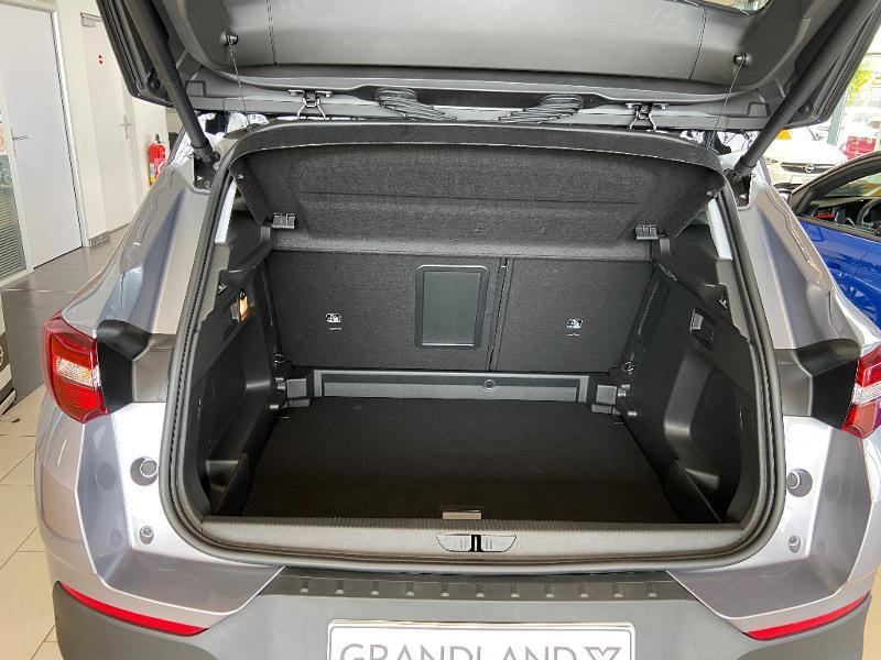 Opel Grandland X 1.5 D 130ch Elite Gris occasion à Barberey-Saint-Sulpice - photo n°6