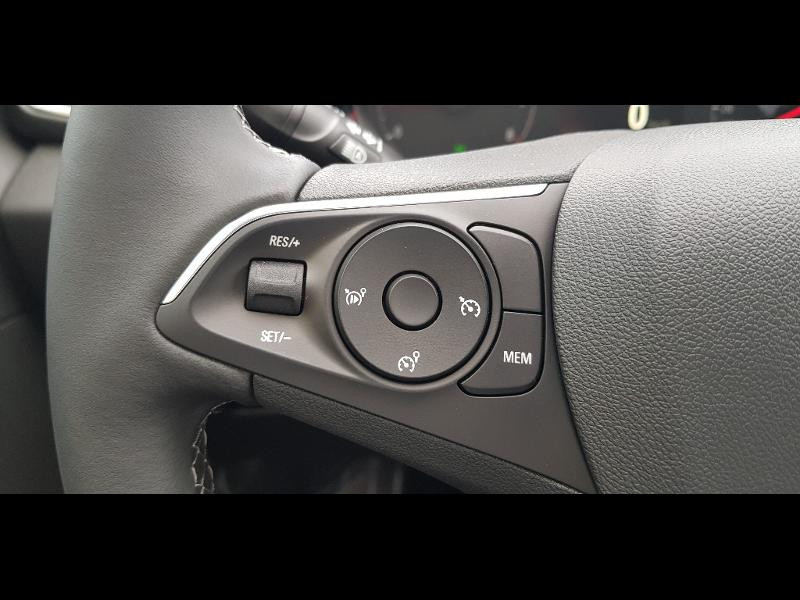 Opel Grandland X 1.5 D 130ch Elite Gris occasion à Barberey-Saint-Sulpice - photo n°11