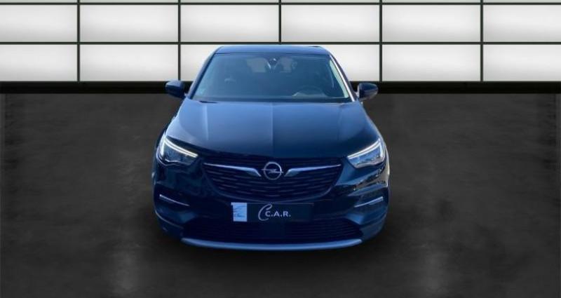 Opel Grandland X 1.5 D 130ch Innovation Noir occasion à La Rochelle - photo n°2