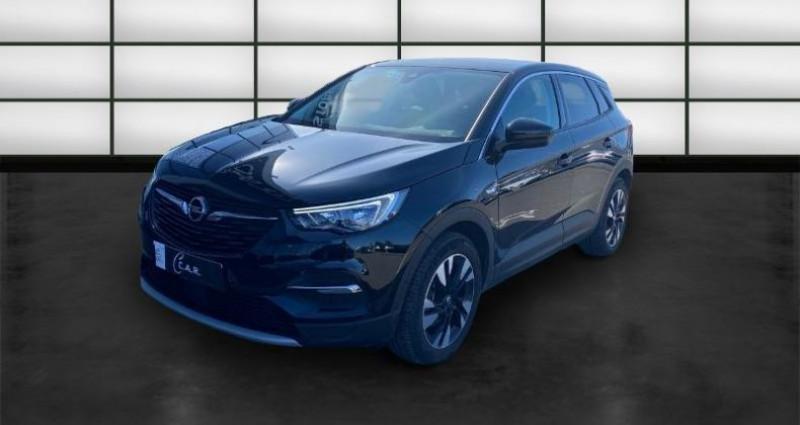 Opel Grandland X 1.5 D 130ch Innovation Noir occasion à La Rochelle