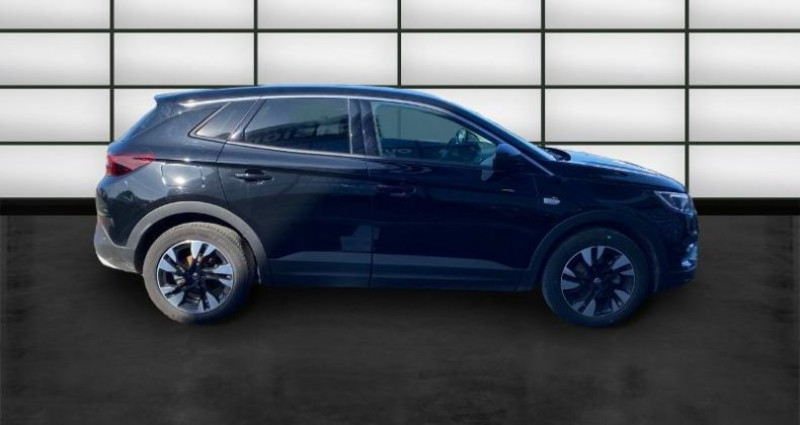 Opel Grandland X 1.5 D 130ch Innovation Noir occasion à La Rochelle - photo n°3