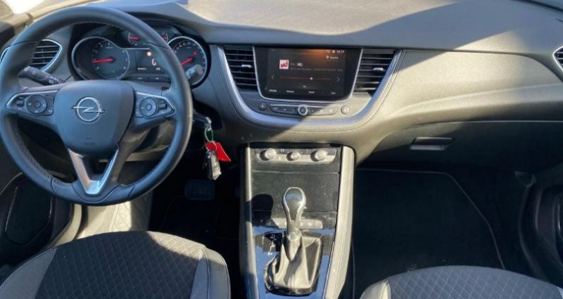 Opel Grandland X 1.5 D 130ch Innovation Noir occasion à La Rochelle - photo n°6