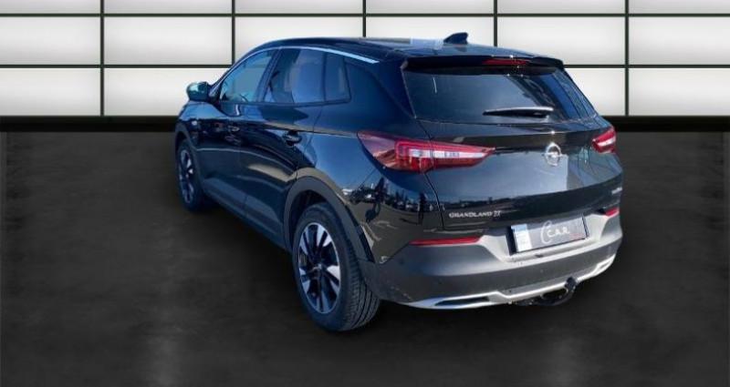 Opel Grandland X 1.5 D 130ch Innovation Noir occasion à La Rochelle - photo n°5