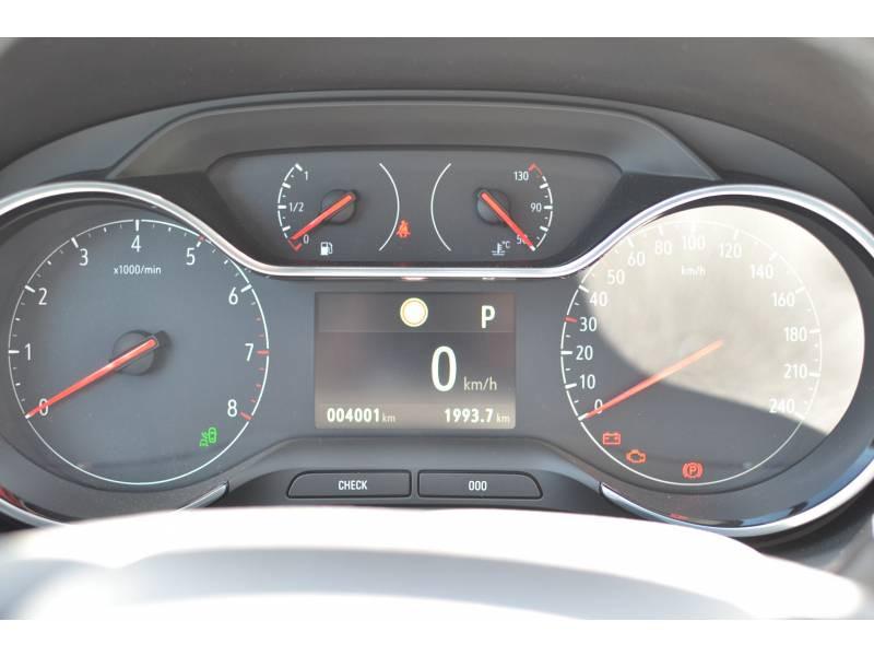 Opel Grandland X 1.5 Diesel 130 ch BVA8 Ultimate Rouge occasion à Toulenne - photo n°10