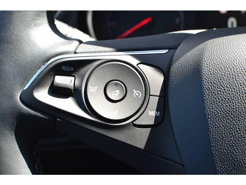 Opel Grandland X 1.5 Diesel 130 ch BVA8 Ultimate Rouge occasion à Toulenne - photo n°12