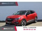 Opel Grandland X 1.5 Diesel 130 ch BVA8 Ultimate Rouge à Toulenne 33