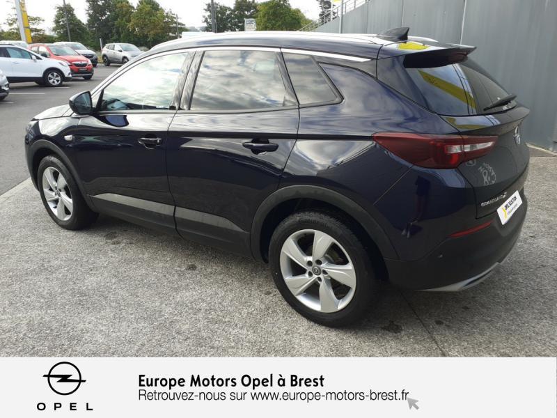 Opel Grandland X 1.6 D 120ch ECOTEC Innovation Bleu occasion à Brest - photo n°7