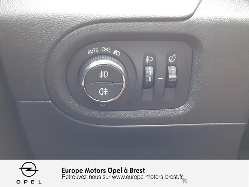 Opel Grandland X 1.6 D 120ch ECOTEC Innovation Bleu occasion à Brest - photo n°12