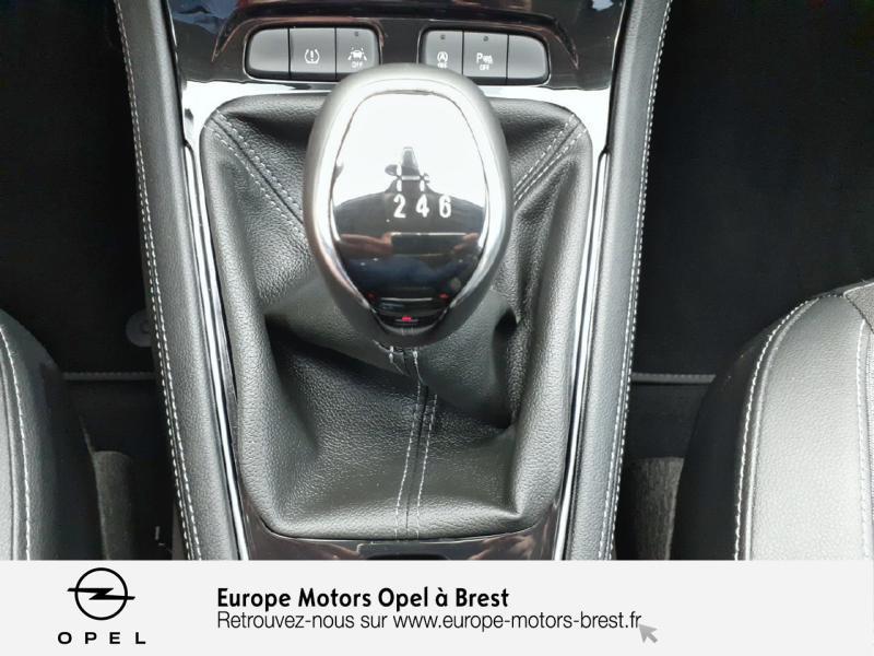 Opel Grandland X 1.6 D 120ch ECOTEC Innovation Bleu occasion à Brest - photo n°17