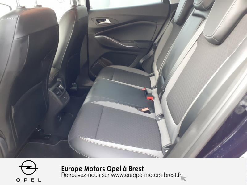 Opel Grandland X 1.6 D 120ch ECOTEC Innovation Bleu occasion à Brest - photo n°10