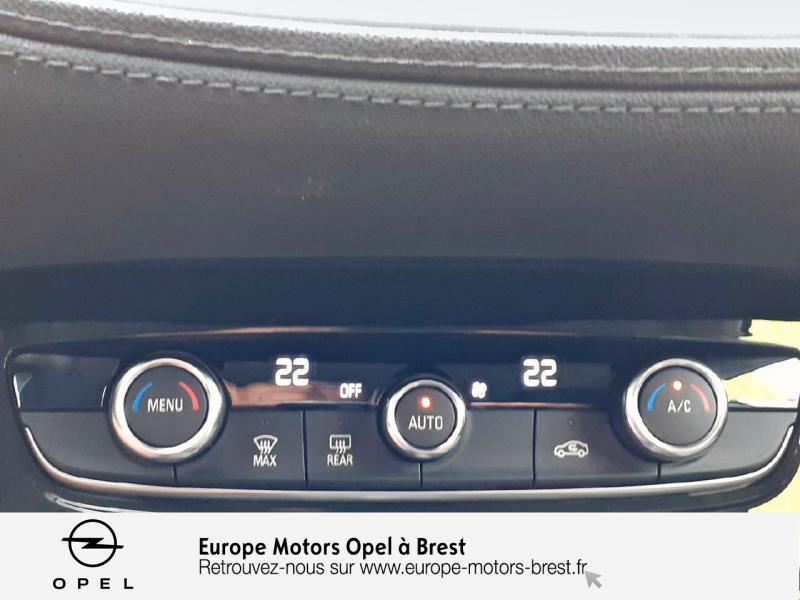 Opel Grandland X 1.6 D 120ch ECOTEC Innovation Bleu occasion à Brest - photo n°16