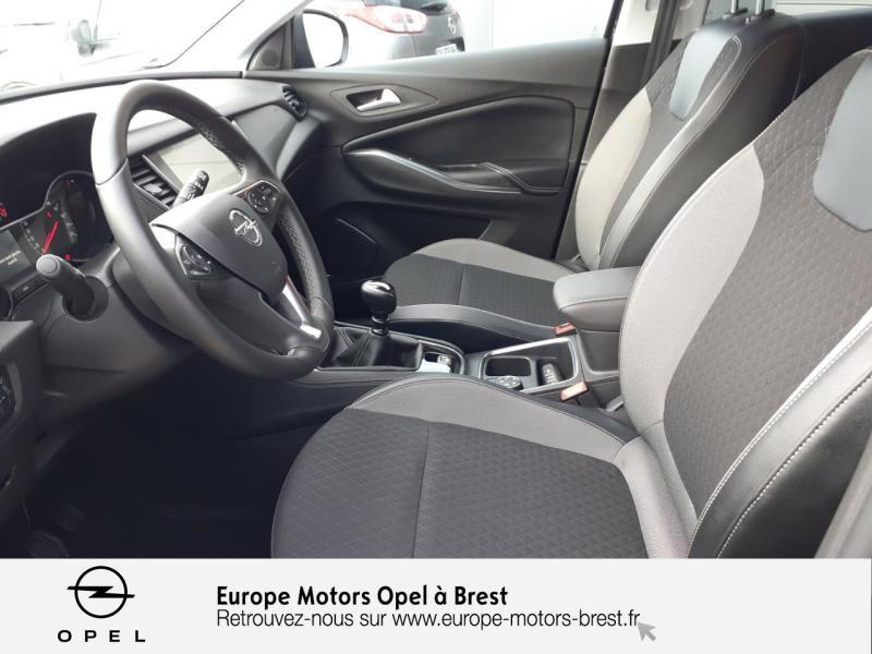 Opel Grandland X 1.6 D 120ch ECOTEC Innovation Bleu occasion à Brest - photo n°9