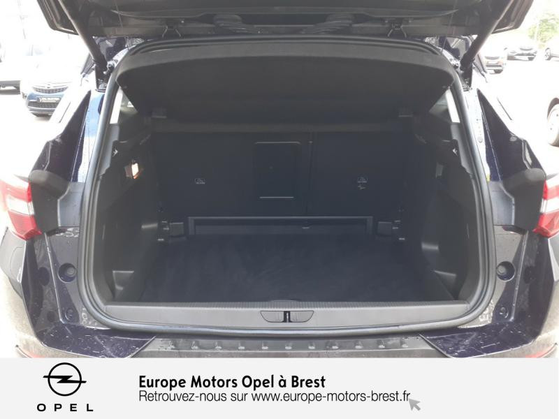 Opel Grandland X 1.6 D 120ch ECOTEC Innovation Bleu occasion à Brest - photo n°6