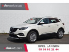 Opel Grandland X BUSINESS 1.2 Turbo 130 ch BVA8 Elegance Blanc à Toulenne 33