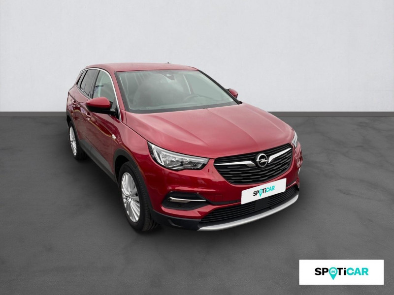 Opel Grandland X Grandland X 1.6 D 120 ch BVA6 Innovation Rouge occasion à MILLAU - photo n°3