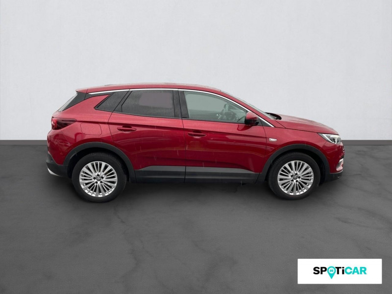 Opel Grandland X Grandland X 1.6 D 120 ch BVA6 Innovation Rouge occasion à MILLAU - photo n°4
