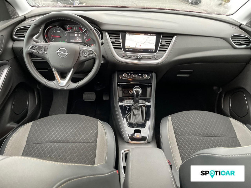 Opel Grandland X Grandland X 1.6 D 120 ch BVA6 Innovation Rouge occasion à MILLAU - photo n°8