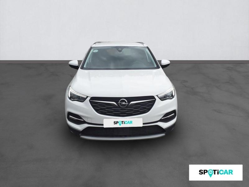 Opel Grandland X Grandland X 1.6 D 120 ch BVA6 Innovation Blanc occasion à MILLAU - photo n°2