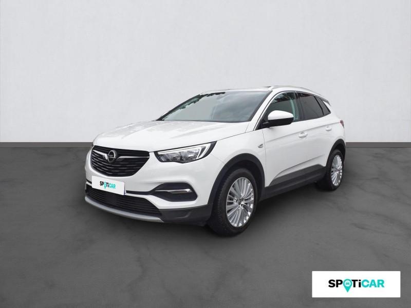 Opel Grandland X Grandland X 1.6 D 120 ch BVA6 Innovation Blanc occasion à MILLAU