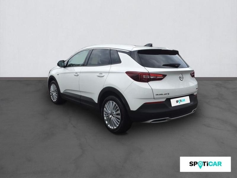 Opel Grandland X Grandland X 1.6 D 120 ch BVA6 Innovation Blanc occasion à MILLAU - photo n°7