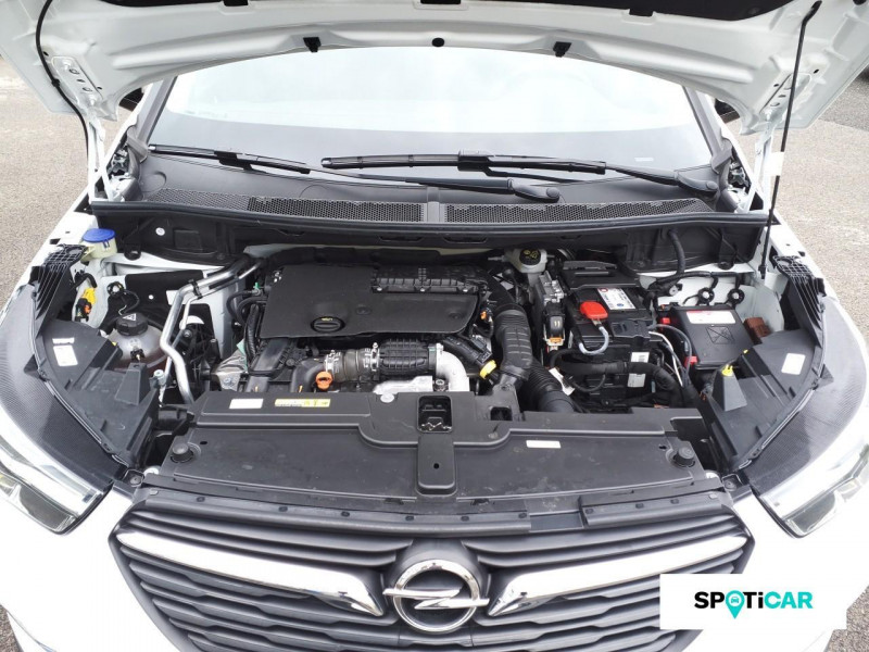 Opel Grandland X Grandland X 1.6 D 120 ch BVA6 Innovation Blanc occasion à MILLAU - photo n°15
