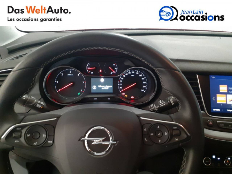 Opel Grandland X Grandland X 1.6 D 120 ch ECOTEC Innovation 5p Rouge occasion à Albertville - photo n°12