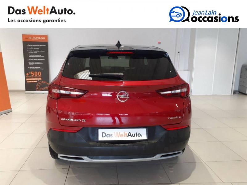 Opel Grandland X Grandland X 1.6 D 120 ch ECOTEC Innovation 5p Rouge occasion à Albertville - photo n°6