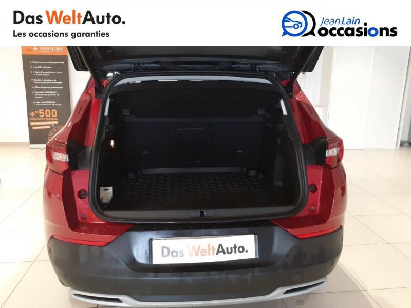Opel Grandland X Grandland X 1.6 D 120 ch ECOTEC Innovation 5p Rouge occasion à Albertville - photo n°10