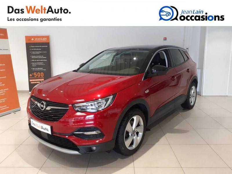 Opel Grandland X Grandland X 1.6 D 120 ch ECOTEC Innovation 5p Rouge occasion à Albertville