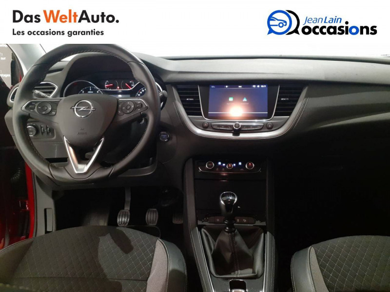 Opel Grandland X Grandland X 1.6 D 120 ch ECOTEC Innovation 5p Rouge occasion à Albertville - photo n°18