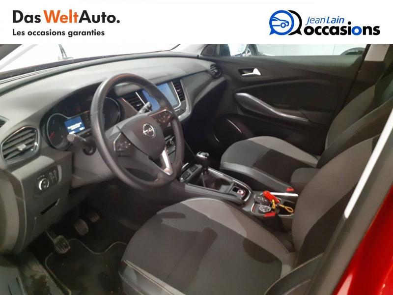 Opel Grandland X Grandland X 1.6 D 120 ch ECOTEC Innovation 5p Rouge occasion à Albertville - photo n°11