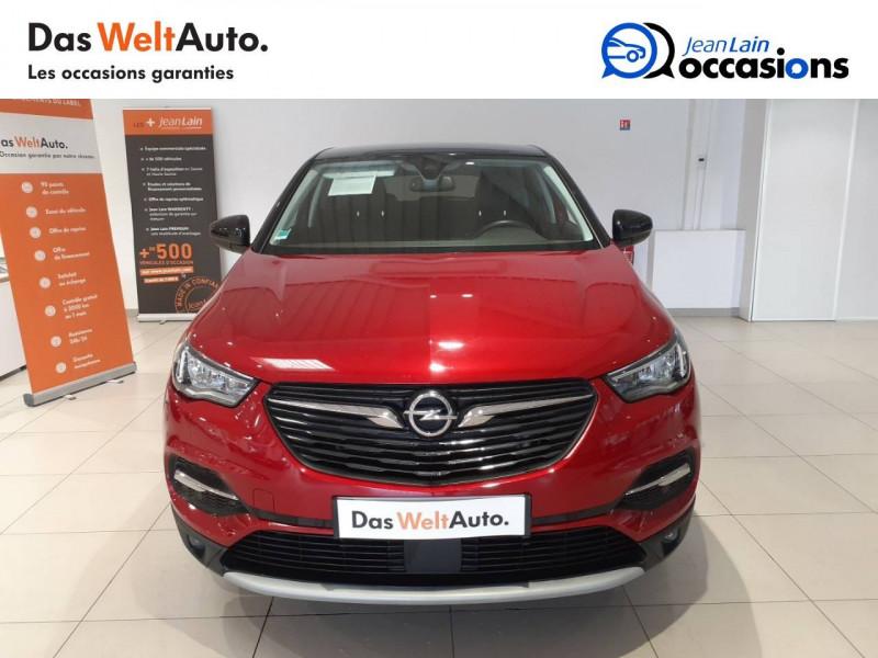 Opel Grandland X Grandland X 1.6 D 120 ch ECOTEC Innovation 5p Rouge occasion à Albertville - photo n°2