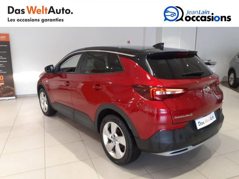 Opel Grandland X Grandland X 1.6 D 120 ch ECOTEC Innovation 5p Rouge occasion à Albertville - photo n°7
