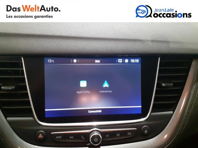 Opel Grandland X Grandland X 1.6 D 120 ch ECOTEC Innovation 5p Rouge occasion à Albertville - photo n°16