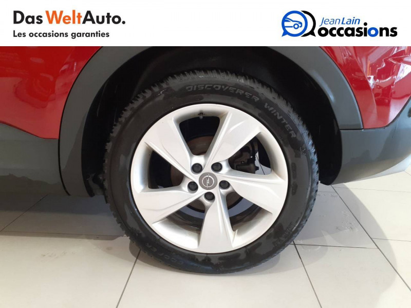 Opel Grandland X Grandland X 1.6 D 120 ch ECOTEC Innovation 5p Rouge occasion à Albertville - photo n°9