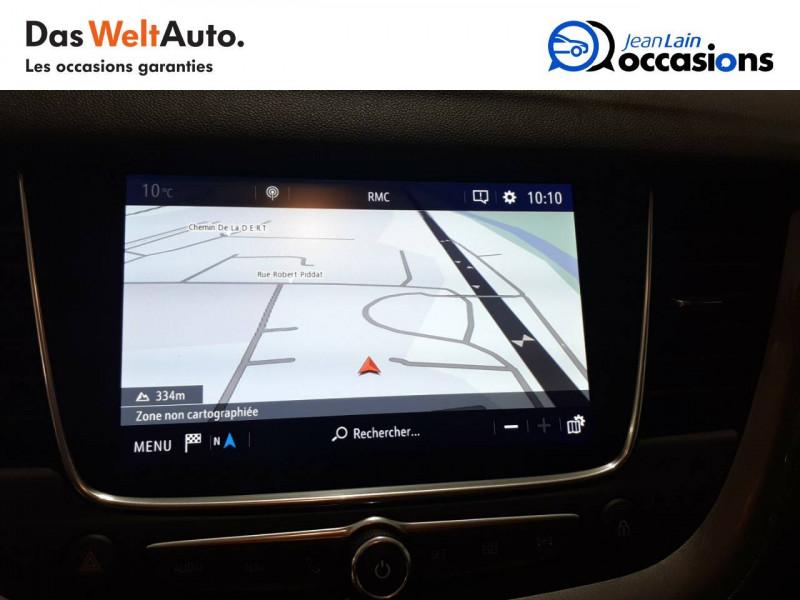 Opel Grandland X Grandland X 1.6 D 120 ch ECOTEC Innovation 5p Rouge occasion à Albertville - photo n°15