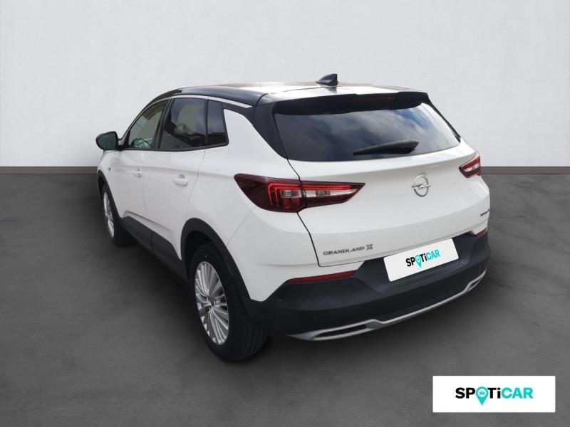 Opel Grandland X Grandland X 1.6 D 120 ch ECOTEC Innovation Blanc occasion à ONET LE CHATEAU - photo n°7
