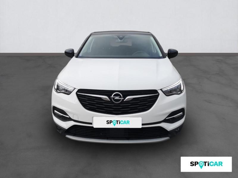 Opel Grandland X Grandland X 1.6 D 120 ch ECOTEC Innovation Blanc occasion à ONET LE CHATEAU - photo n°2