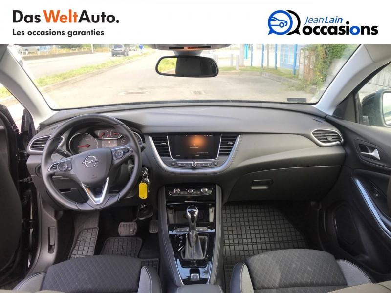 Opel Grandland X Grandland X 1.6 Turbo 180 ch BVA8 Elite 5p Noir occasion à Sallanches - photo n°18