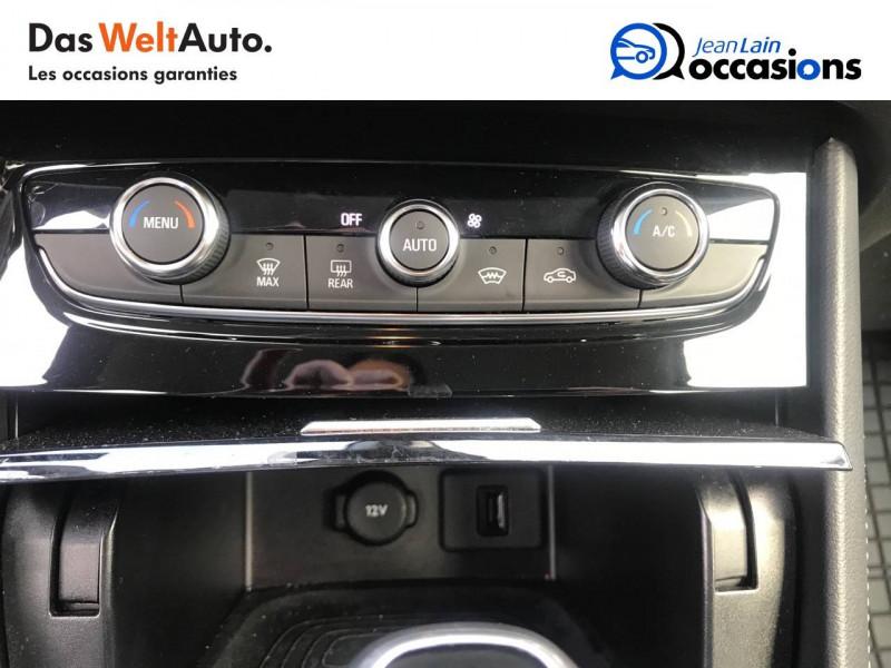 Opel Grandland X Grandland X 1.6 Turbo 180 ch BVA8 Elite 5p Noir occasion à Sallanches - photo n°14