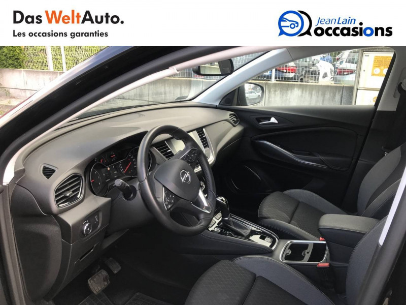 Opel Grandland X Grandland X 1.6 Turbo 180 ch BVA8 Elite 5p Noir occasion à Sallanches - photo n°11