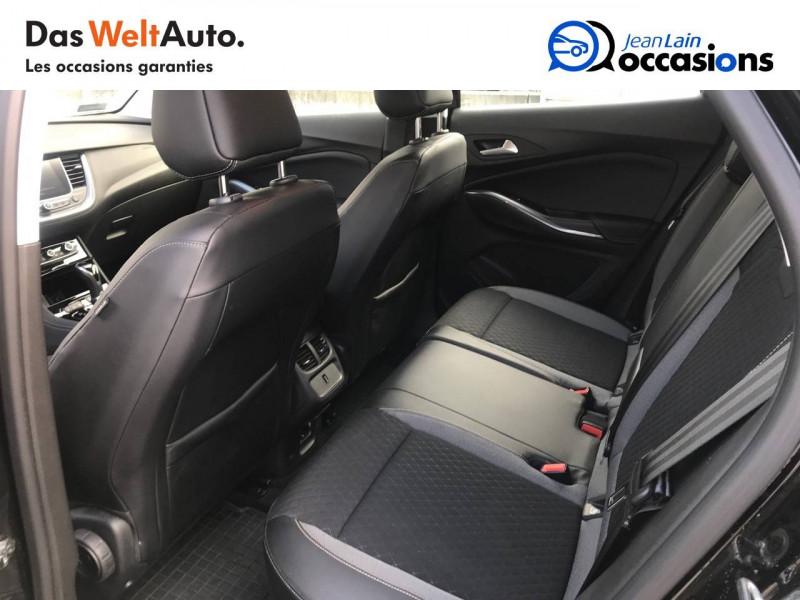 Opel Grandland X Grandland X 1.6 Turbo 180 ch BVA8 Elite 5p Noir occasion à Sallanches - photo n°17