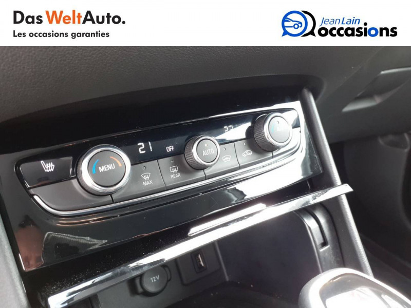 Opel Grandland X Grandland X 2.0 CDTI 177 ch BVA8 Ultimate 5p Blanc occasion à Tournon - photo n°14