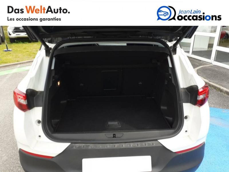 Opel Grandland X Grandland X 2.0 CDTI 177 ch BVA8 Ultimate 5p Blanc occasion à Tournon - photo n°10